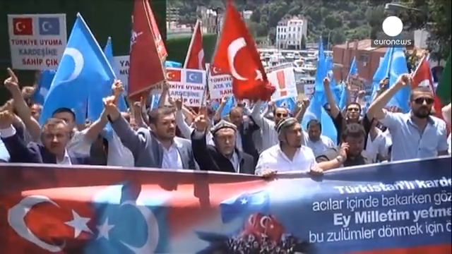 Turkish fury as minority Muslims 'banned from fasting' in China 0-11 screenshot