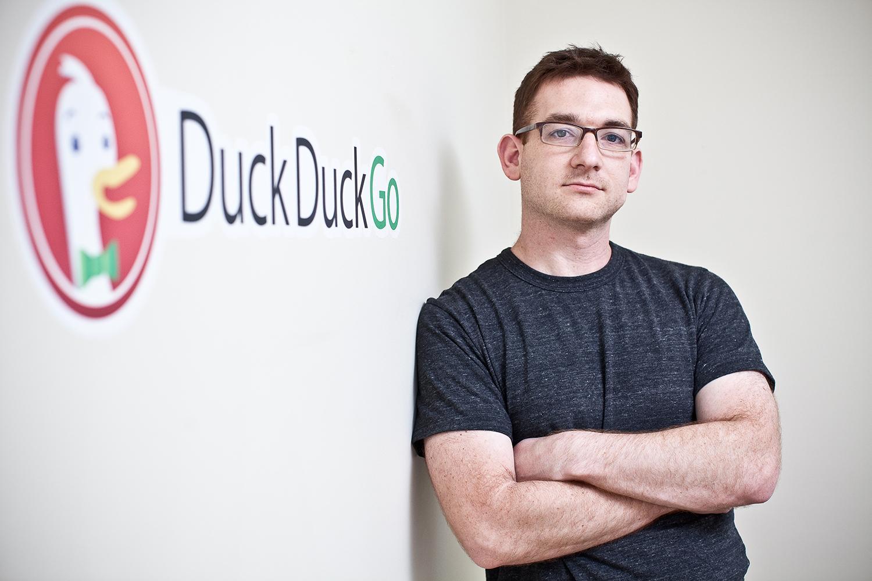 Gabriel Weinberg, Founder and CEO of DuckDuckGo.com. (Image: duckduckgo.com)