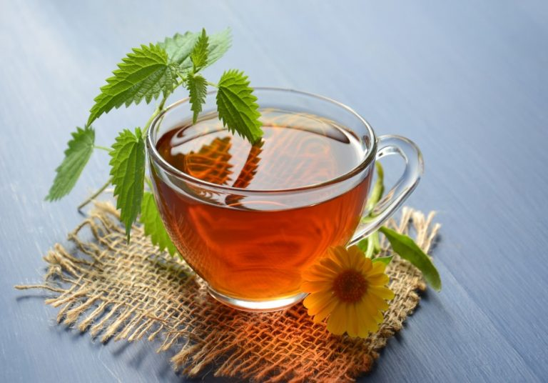 For some people coping with insomnia, drinking herbal tea before hitting the bed helps them get a sound sleep.
