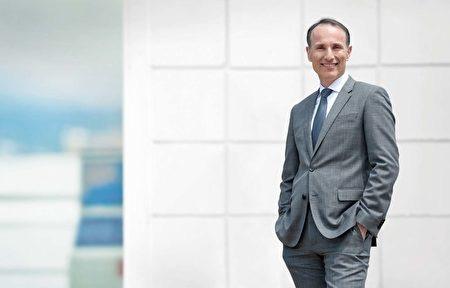 Swedish entrepreneur Vasilyus Zuphanides