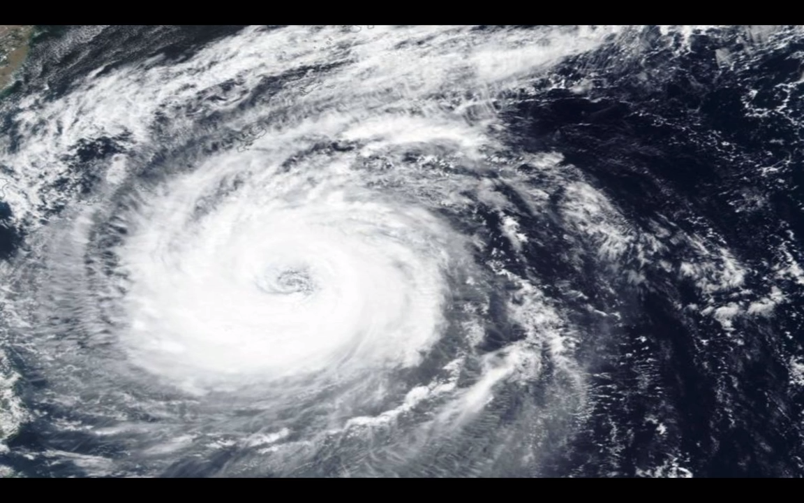 Typhoon Nina hit in August 1975 bringing a year's worth of rain in 24 hours. (Image: Screen Shot/ Youtube)