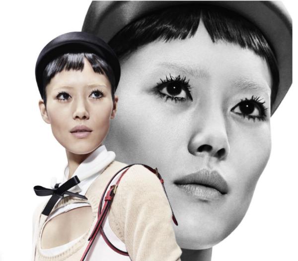 For Prada, sales in China remained flat last year. (Image: Prada)