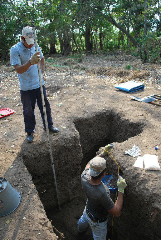 Because the acidic soils and tropical climate made preservation of organic remains very poor, the researchers had to base their conclusions on indirect evidence — mostly geochemical analyses — rather than direct evidence such as artifacts. (Image: Jose Capriles)