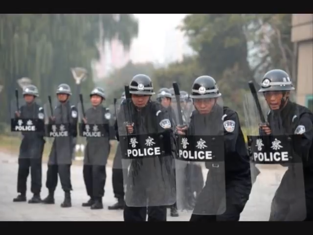 iFLYTEK aided the Xinjiang police department in identifying people by using voiceprints.(Image: Screenshot / YouTube)