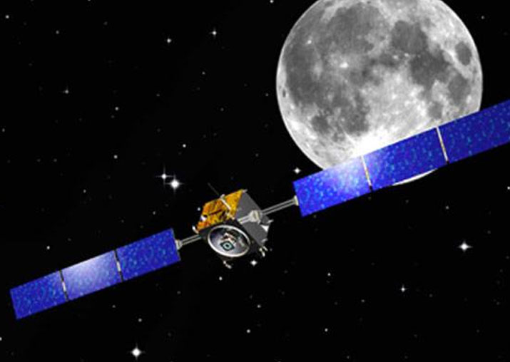 The Indian Space Research Organization plans to launch Chandrayaan-2, India's moon mission, to scout for water resources and helium-3 on the moon's crust. (Image: ISRO)