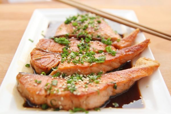 Studies show that eating foods rich in omega-3s can help protect tiny blood vessels in the eyes, leading to better vision.