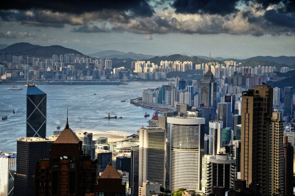 """Thirty-six years later, Ni Kuang admitted during a radio interview, his """"Oriental Metropolis"""" refers to Hong Kong. (Image via pixabay / CC0 1.0)"""