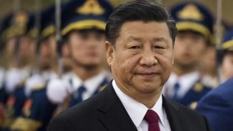 Chinese president Xi Jinping presides over a steep economic decline and the Communist Party's widespread human rights abuses. (Image: Jane Wittoeck via flickr CC BY 2.0 )