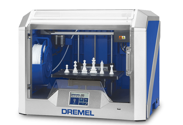 When 3D printing first arrived on the scene, it was clear that the technology had a lot of potentials but no one was really sure where it would go. (Image: Dremel)