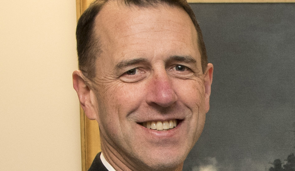 John Richardson, Chief of U.S. Naval Operations. (Image: wikimedia / CC0 1.0)
