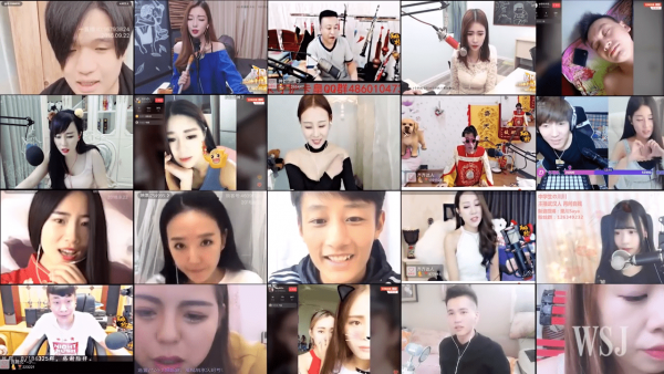 Many Chinese have lapped up the authenticity of live streaming content. (Image: Screen Shot/ Youtube)