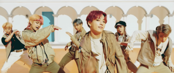 BTS, also known as the Bangtan Boys, is a seven-member South Korean boy band formed in 2013. (Image:  YouTube/Screenshot)