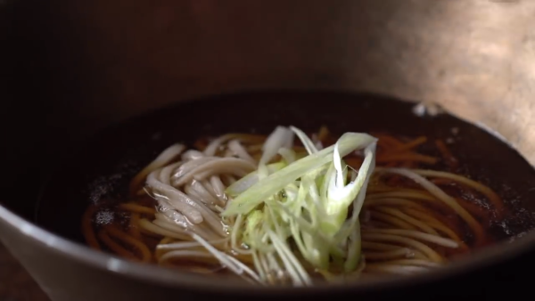 Watch This Noodle Master Expertly Make Japanese Soba Noodles 6-9 screenshot