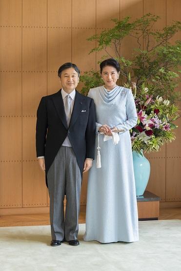 Emperor Naruhito and Empress Owada. (Image: wikimedia / CC0 1.0) (Image: wikimedia / CC0 1.0)