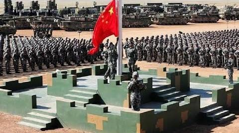 China has set up its first foreign military base in the African nation of Djibouti. (Image: Screen Shot/ Youtube)