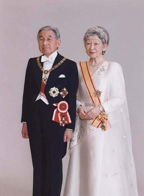 Akihito abdicated his throne at the age of 85. (Image: wikimedia / CC0 1.0)