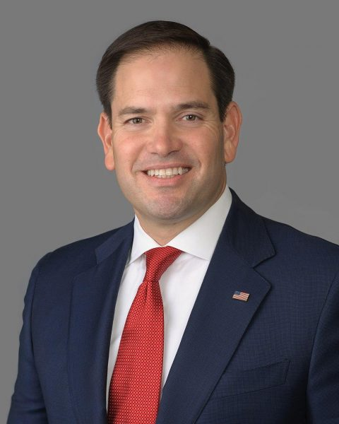 Marco Rubio asked for stricter actions against China's persecution of religious adherents. (Image: wikimedia / CC0 1.0)