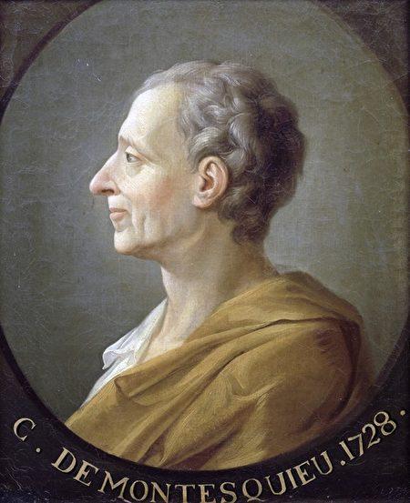 A portrait of Montesquieu. (Image: Public Domain)