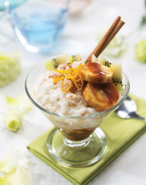 Vanilla Caramel Rice Pudding (Image: Hsuyi Shih/Taste of Life)