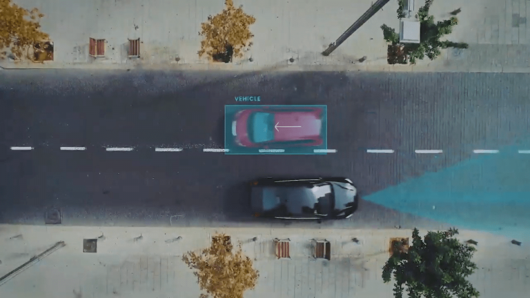 When LiDAR is applied to self-driving cars, it will enable the vehicles to have a real-time perspective of the world around them.