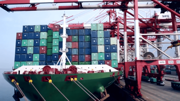 China's own economic protectionism and activities like intellectual property theft were the initial triggers for the trade war. (Image: Screen Shot/ Youtube)