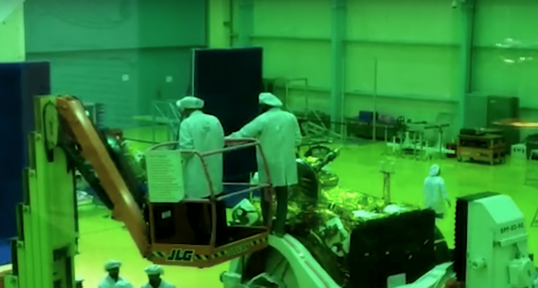 Chandrayaan-2 is expected to be launched in July. (Image: YouTube/Screenshot)