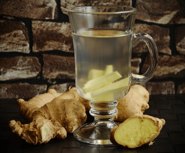 Ginger is one of several ingredients found in the kitchen that can help heal. Image by congerdesign from Pixabay