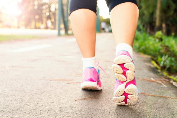 How to strengthen the calves? Moderate exercises help a great deal. (Image: pexels / CC0 1.0)