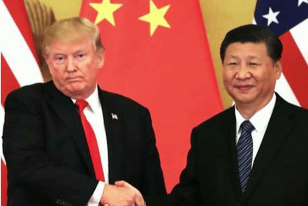 Washington could be on track for renewed dialogue with the Chinese government as presidents Donald Trump and Xi Jinping meet at the G-20 summit in Japan. (Image: YouTube/Screenshot)