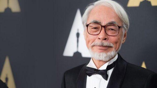 Miyazaki Hayao (Image: Oscars.org)