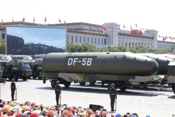 Norinco participated in the recent October military parade. (Image: wikimedia / CC0 1.0)