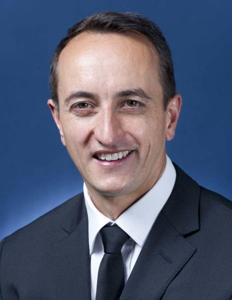 Dave Sharma extended support to Hastie's views on China. (Image: dfat.gov.au)