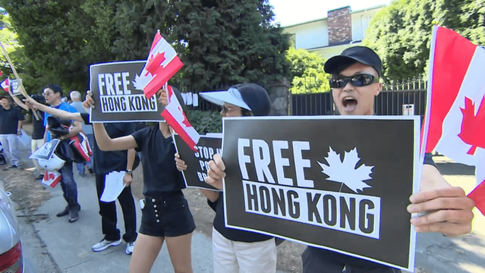 Canadians feel human rights are important than trade in relationship with China. (Image: Screenshot / YouTube)