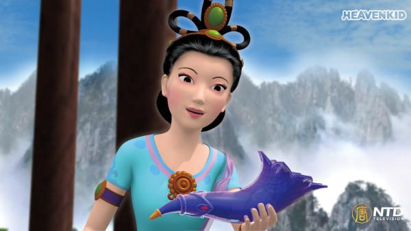 Heavenkid adapts the teachings of Di Zi Gui and converts them into fun 3D animated episodes that children will be happy to watch. (Image:  YouTube/Screenshot)