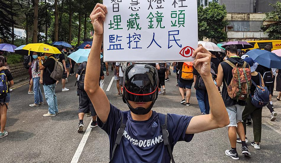 Over the past year, the world has witnessed protest from Hong Kong to Chile, from Iran to the U.S. (Image: Studio Incendo via flickr CC BY 2.0 )