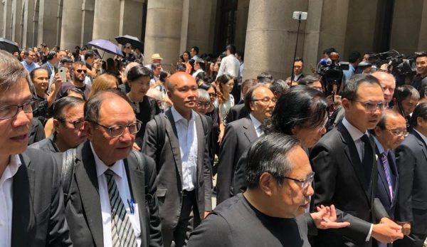 Hong Kong lawyers protesting against the government. (Image: wikimedia / CC0 1.0)