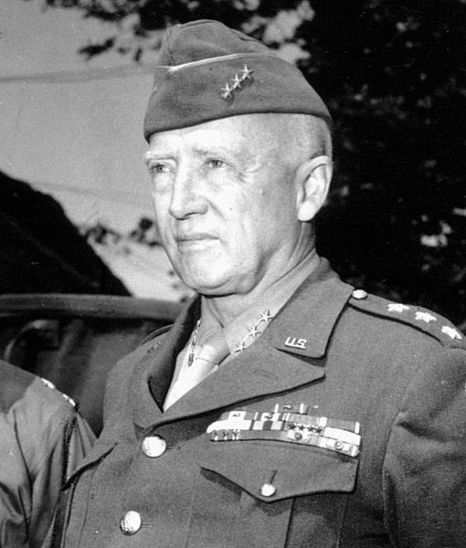 During World War II, U.S. General George Patton faced unimaginable challenges and the heroic story of his faith has inspired many. (Image: wikimedia / CC0 1.0)
