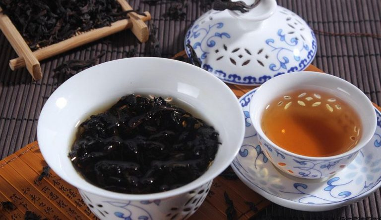 Cheaper Da Hong Pao is a Chinese tea that comes from plants similar to the original trees.