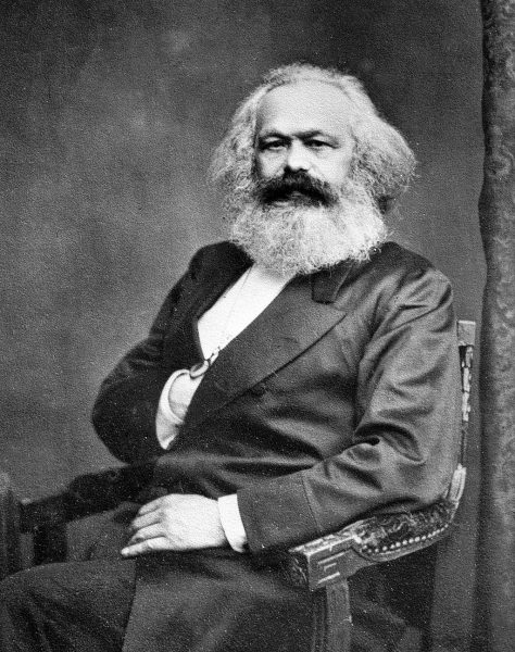 Marxism and Materialism were the culprits that began to spread in the 19th century across Europe and England during Millas' time and wreaked havoc on society, ridding people of their sacrosanct ties to each other. (Image: wikimedia / CC0 1.0)