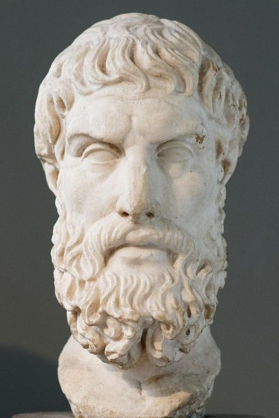 The scrolls are believed to contain the works of Epicurus. (Image: wikimedia / CC0 1.0)