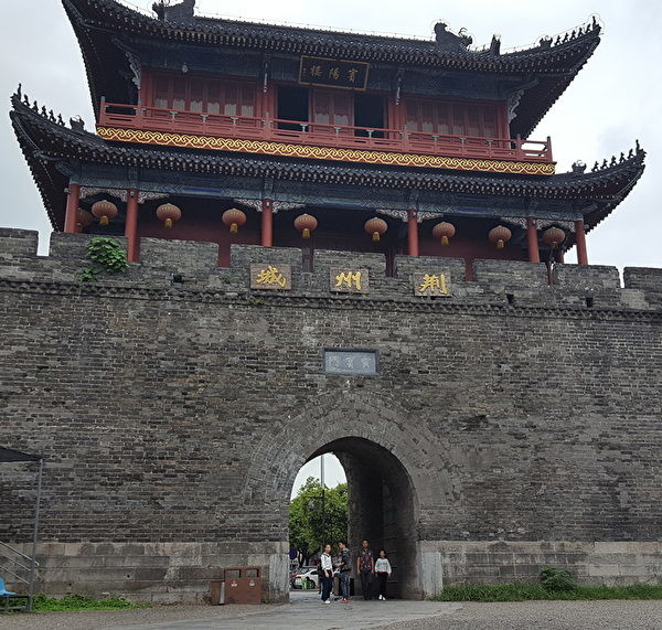 Lying five kilometers to the north of Jiangling, Hubei Province, Jinan was once the capital of the Chu State during the Spring and Autumn and Warring States periods. (Image: Vision Times)