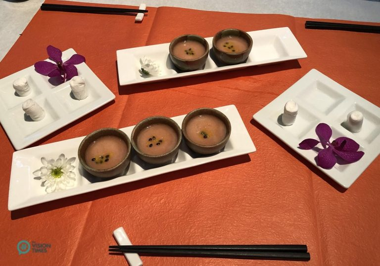 The food in Shi Yang Shan Fang is pleasing to both the eye and palate. (Image: Julia Fu / Nspirement)