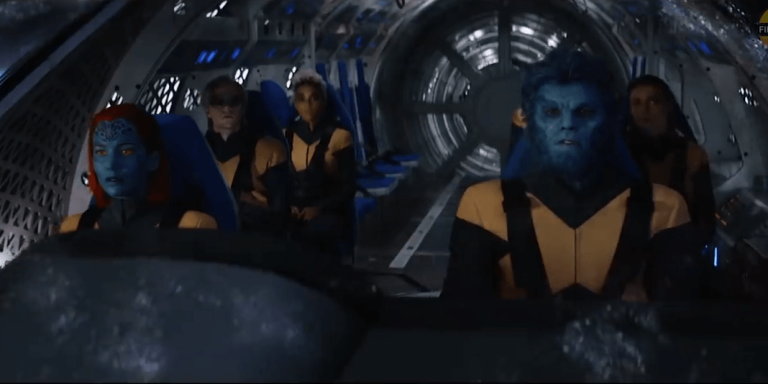 In their world, people are afraid of the powers held by mutants and discriminate against them. (Image: Screenshot / YouTube)