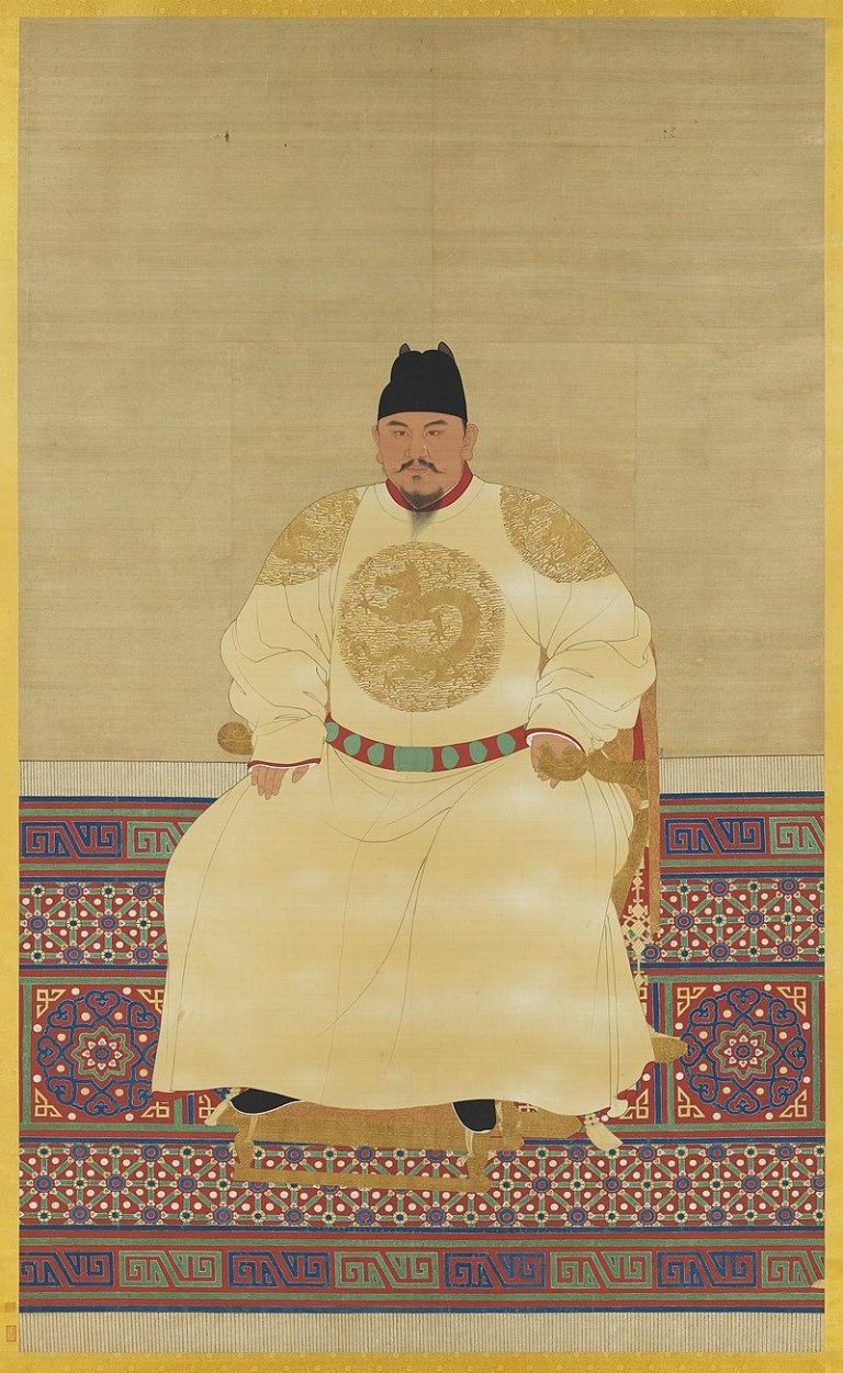 """With the emperor's directive of """"guarding the well"""" in mind, the majority of his officials were law-abiding and were honest when discharging their duties. (Image: wikimedia / CC0 1.0)"""