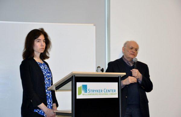 Dr, Jessica Russo, David Matas
