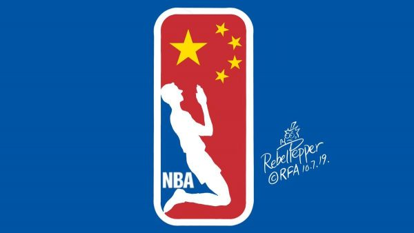 Former NBA player Royce White speaks up for Uyghurs while NBA remains silent.