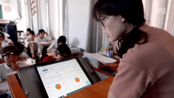 AI is being used in exams to catch cheaters. (Image: Screenshot / YouTube)