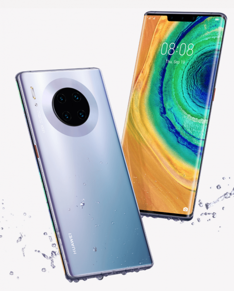 Three Huawei smartphones have been banned in China for not respecting the country's sovereignty. (Image: huawei.com)