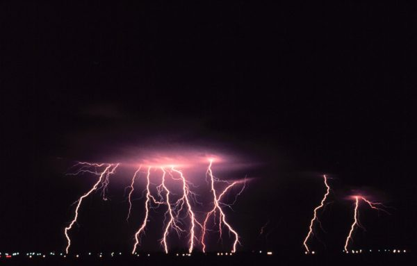 Little is known about what triggers lightning, and there is no simple technology for predicting when and where lightning will strike the ground. (Image: pexels / CC0 1.0)