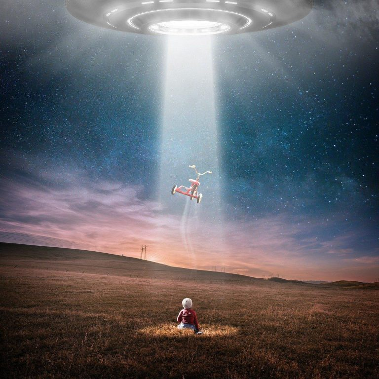 are aliens among us, discussed as humans.